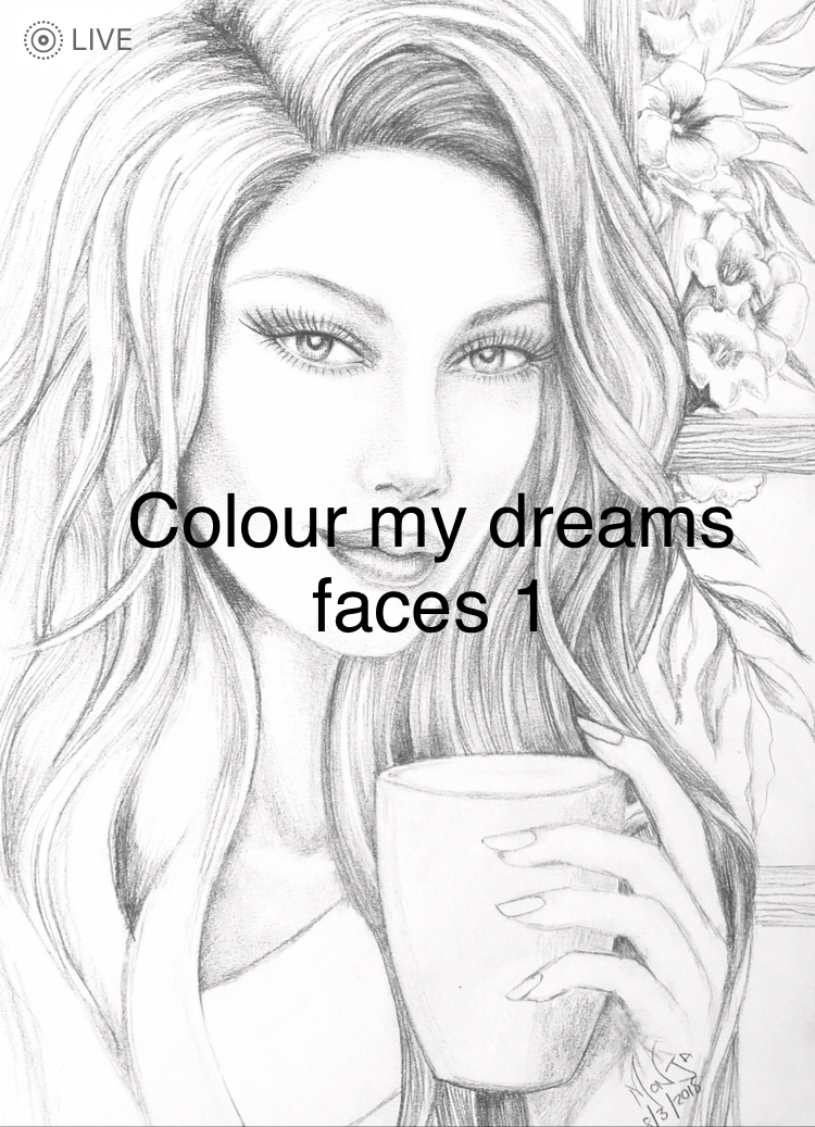 Free printable COFFEE coloring pages for adults | Free printable ... | 1037x750